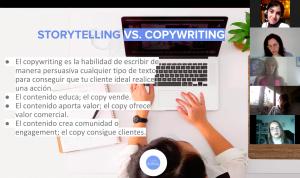 vs. Copywriting